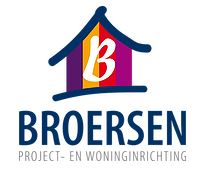 Logo Broersen Project- en woninginrichting