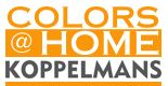 Logo Colors@Home Koppelmans