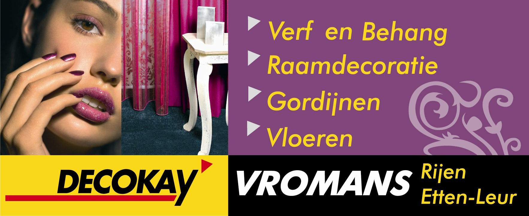 Logo Decokay Vromans