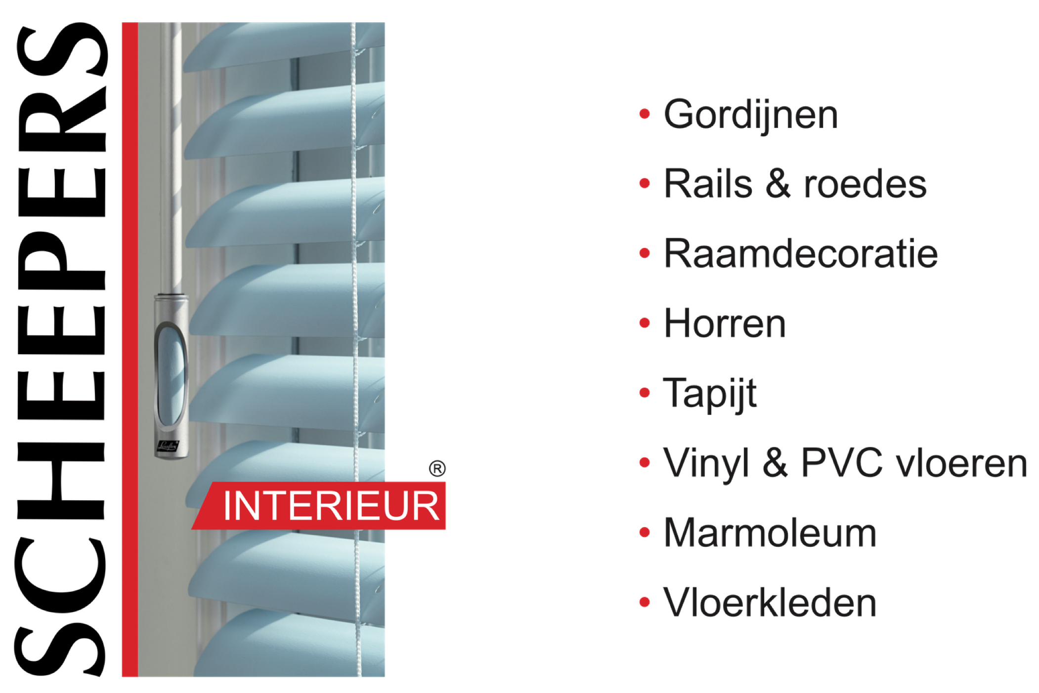 Logo Scheepers Interieur