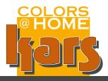 Logo Kars colors at home
