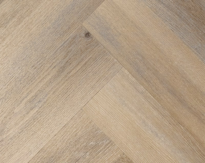Tarkett visgraat PVC iD Supernature Forest Oak Nutmeg