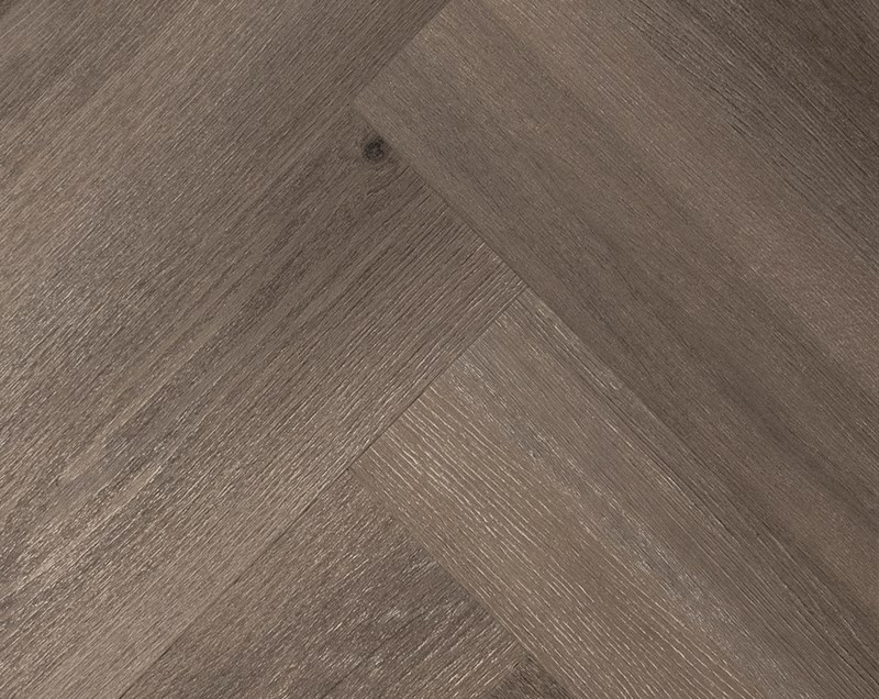 Tarkett visgraat PVC iD Supernature Forest Oak Clay