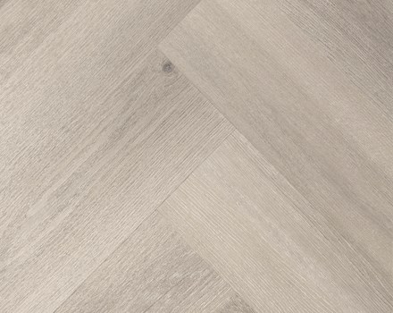 Tarkett visgraat PVC iD Supernature Forest Oak Smoke