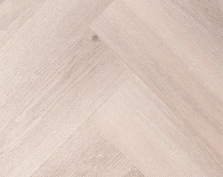 Tarkett visgraat PVC iD Supernature Forest Oak White Wash