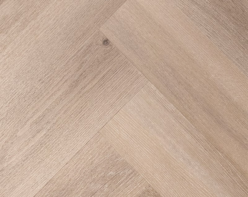 Tarkett visgraat PVC iD Supernature Forest Oak Natural