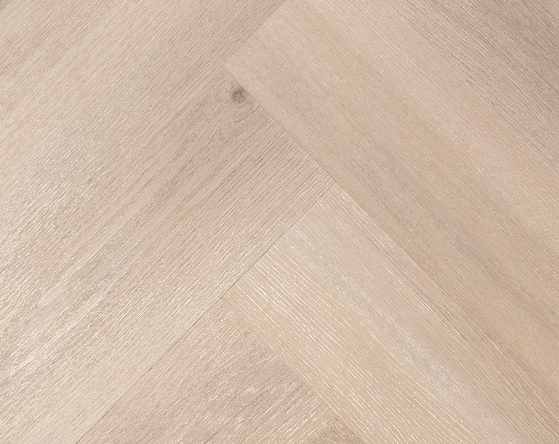 Tarkett visgraat PVC iD Supernature Forest Oak Soaped