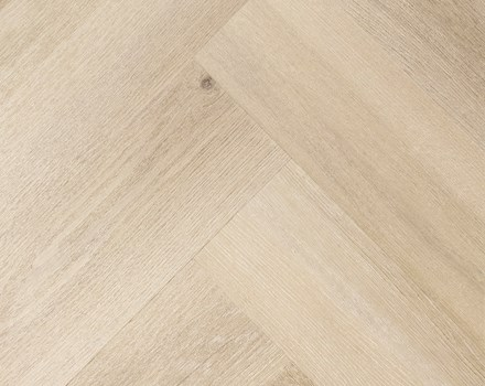 Tarkett visgraat PVC iD Supernature Forest Oak Papyrus