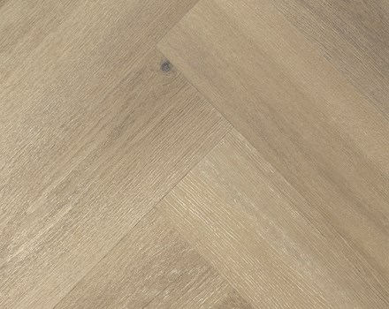 Tarkett visgraat PVC iD Supernature Forest Oak Sisal